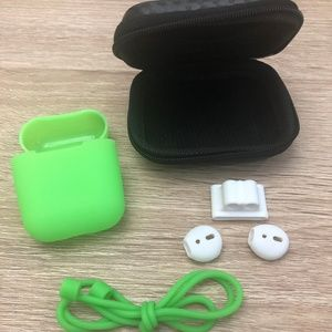 2/$25 Sale Airpods Silicone Case Set of 5